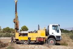 TP50. Sonda camión Iveco 18Tn. 4x4.